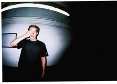 Kraftklub. Backstage.