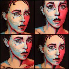 Lifter | Самые сумасшедшие идеи для макияжа на Хэллоуин, которые я видел