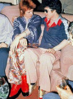 El ruidodo recuerdo de Lou Reed