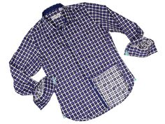 Boy's Sport Shirt 22846 Purple Plaid #boyssuits #boyssuitsdotcom #heritagehouse #goodvibes #brandolini #plaid #sportshirt #plaid