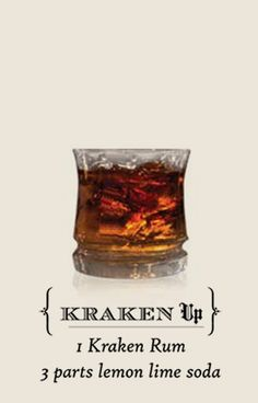 1000 images about drink recipes on pinterest sailor for What goes good with spiced rum