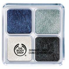 Blue Moon Shimmer Cubes - Palette 20