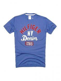 Hilfiger Denim NY '85 niebieska | Euforia24 - BigSales.pl