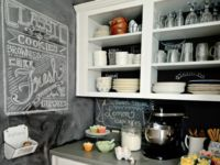 Small Kitchen Ideas Cheap With Cheap But Durable Materials and Some DIY
