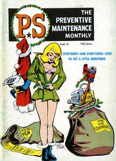 PS Magazine Issue 016 1953 Series :: PS Magazine, the Preventive Maintenance Monthly
