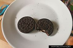 boy, cute, food, girl, oreos, photography