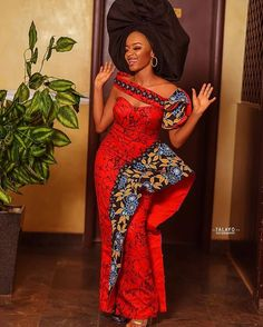 African Print Dresses, African Print Fashion, Africa Fashion, African Fashion Dresses, African Dress, African Style, African Prints, Ankara Fashion, African Beauty