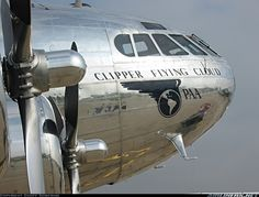 PAA Clipper Flying Cloud / Boeing 307 Stratoliner.