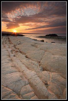 Chalk Beds, Cyprus, Greece