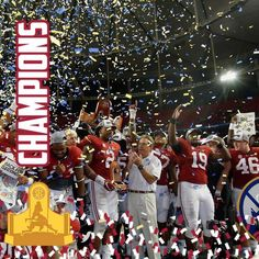Alabama wins its 25th SEC!