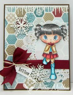Winter Kisses - CC Designs