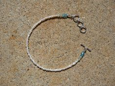 So pretty, so sweet.  Arm Candy.    Very Special Lady  Mini Pearl Bracelet by MandyLemig on Etsy, $32.00