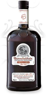 Bunnahabhain Ceòbanach Inspired by a life on Islay in the 1800s. Ceòbanach, which means 'smoky mist' in Scots Gaelic, reflects the origins of Bunnahabhain, both the place and the single malt's charming, complex character. Bunnahabhain Master Distiller, Ian MacMillan, took his inspiration from life on Islay in the 1800s, when the community was dependant on peat for warmth, fuel and trade. #Bunnahabhain #Ceòbanach
