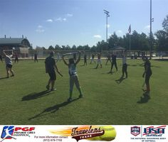 https://flic.kr/p/J2nbdG | Randy Schneider | The Texas Travelers joined with Coach Randy Schnieder, Iowa State Assistant Softball Coach. The girls spent 5 1/2 hours working collegiate softball drills hitting, fielding, base running and different aspects of the game.
