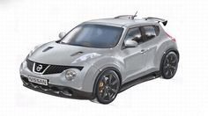 Nissan's 'Super Juke.' They made it even more ridiculous than the original one.
