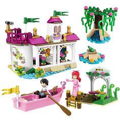 $29.86 (Buy here: https://alitems.com/g/1e8d114494ebda23ff8b16525dc3e8/?i=5&ulp=https%3A%2F%2Fwww.aliexpress.com%2Fitem%2FNew-SY322-Disn-Princess-Series-Ariel-s-Magical-Kiss-Little-Mermaid-Building-Blocks-Minifigures-Children-Educational%2F32735326139.html ) New SY322 Disn Princess Series Ariel's Magical Kiss Little Mermaid Building Blocks Minifigures Children Educational Toys Gifts for just $29.86
