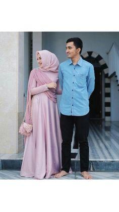 Hijab Gown, Kebaya Hijab, Hijab Dress Party, Hijab Style Dress, Kebaya Dress, Dress Pesta, Casual Hijab Outfit, Kebaya Muslim, Abaya Fashion