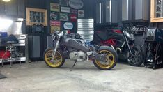Buell Motorcycle My XB12R cafe racer conversion