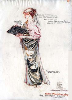 Samson et Delila- Carrie Robbins Designage Inc.