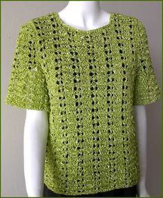 Feather Lace Pullover in Crystal Palace Yarns Party. Discover more Patterns by Crystal Palace at LoveKnitting. The world's largest range of knitting supplies - we stock patterns, yarn, needles and books from all of your favourite brands.