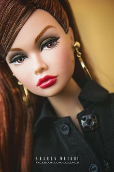 Sharon Wright Barbie Doll