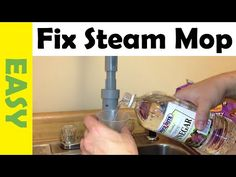 How To Decalcify Your Shark Steam Mop If It Stops Steaming