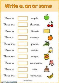 English Grammar Exercises, Sign Language Alphabet, 2nd Grade Worksheets, English Classroom, Prepositions, School Subjects, English Lessons, Esl, Second Language