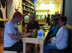 En #Wine Bar Contiempo puede disfrutar de #wifi gratis