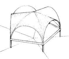 Groined Vault - Polygonal