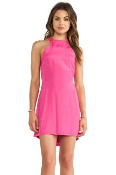 Three of Something Lowlands Dress in Pink