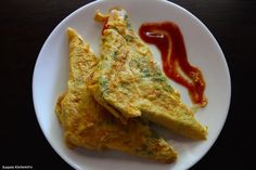 Bread Omelette recipe | Street Foods | Ranjani's Kitchen
