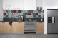 Backsplash ART DECO