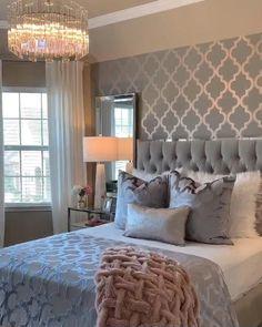 Luxury Bedroom Design, Room Design Bedroom, Bedroom Furniture Design, Room Ideas Bedroom, Home Room Design, Diy Furniture, Barbie Furniture, Garden Furniture, Vintage Furniture