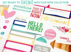Get ready to SHINE with our new collection!