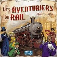 """Ticket To Ride by Days of Wonder. The Ticket To Ride Board Game is a cross-country train adventure that celebrates Fogg's impetuous and lucrative gamble to travel """"Around the World in 80 Days"""" by proposing a new wager. Family Boards, Family Board Games, Board Games For Kids, Fun Games, Games To Play, Playing Games, Ticket To Ride, Ride 2, Around The World In 80 Days"""