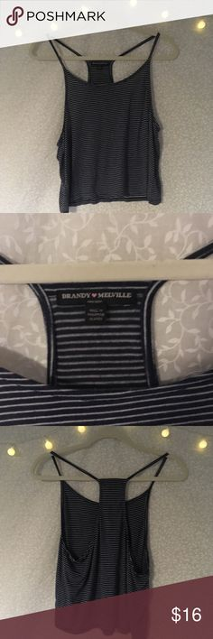 Brandy melville tank Awesome brandy Melville tank in perfect condition. Price is firm Brandy Melville Tops Tank Tops