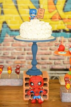 Super Hero Squad | Kids Party Space