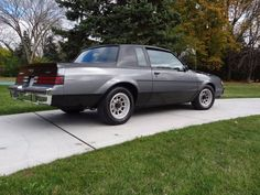 1986 Buick Turbo Regal T-Type Collector Quality Grand National NICE!