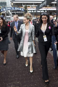 The Melbourne Cup is a public holiday in Victoria. It is well known for the race, the fashion and the stars.