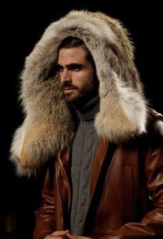 derriuspierre: Jesús Lorenzo Fall/Winter 2014 Collection At Mercedes Benz Fashion Week Madrid