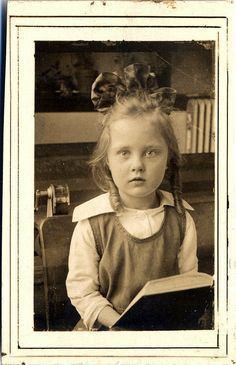 """Esther Walborn, aged 6 years of age"""