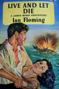The second Bond novel released in 1954