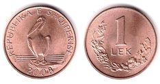 Albania: Albanian lek coins