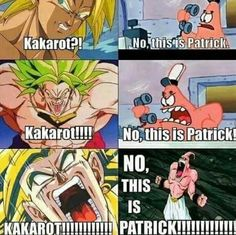 Nani Patorikku? Different Feelings, Best Funny Pictures, Funny Pics, Sports Memes, Laughing So Hard, Anime Comics, Dbz, Dragon Ball Z, Manhwa