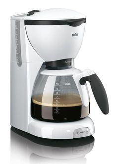 Braun Filterkaffeemaschine CaféHouse PurAroma