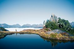 Titiroa, New Zealand, Hiking, Trail Running, Adventure, Travel, Wanderlust Photography