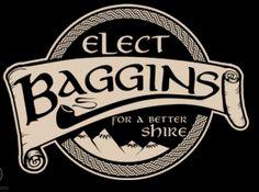 Elect Baggins – 6Dollar Shirts « Daily T-Shirts