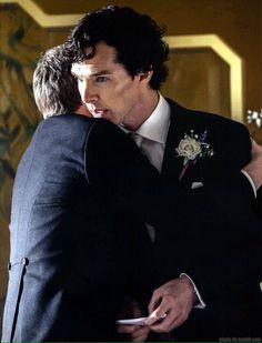 #Sherlock   John & Sherlock