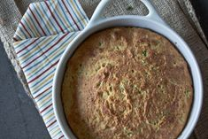 the best ever cornbread with rosemary + serrano chilies // gluten-free - what's cooking good looking