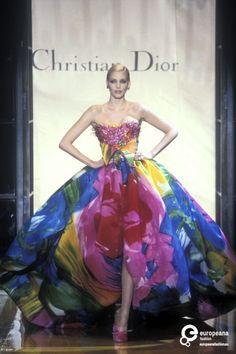 Christian Dior, Spring-Summer 1995, Couture on www.europeanafashion.eu